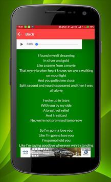 Meghan Trainor Songs Lyrics apk screenshot