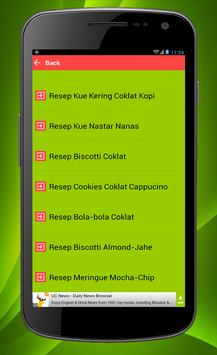 Resep Kue Lebaran 2017 screenshot 1