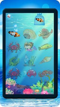 Kids Fishing Free games screenshot 3
