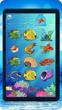 Kids Fishing Free games screenshot 1