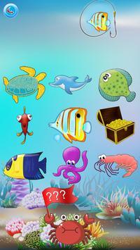 Kids Fishing poster