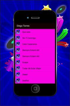 Diego Torres Color Esperanza screenshot 1