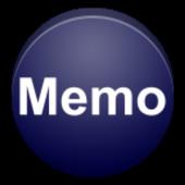 TextMemo icon