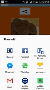 وصفات حلويات بالقهوة apk screenshot