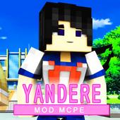 Yandere MOD for mcpe icon