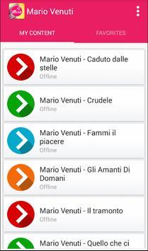 Mario Venuti - Ventre della città apk screenshot