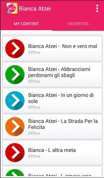 Bianca Atzei - Ora esisti solo tu screenshot 1