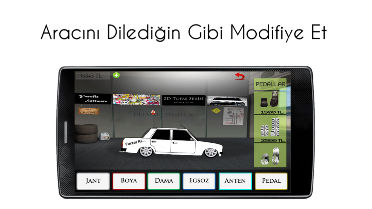 2d Tofaş Serisi For Android Apk Download