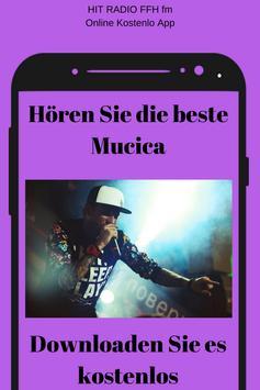 Hit Radio FFH fm Online Kostenlo App poster