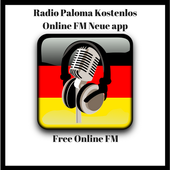 Radio Paloma Kostenlos Online FM Neue app icon