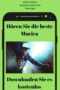 Radio Paloma Kostenlos Online FM Neue app poster