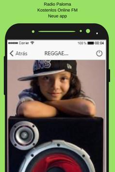 Radio Paloma Kostenlos Online FM Neue app screenshot 1