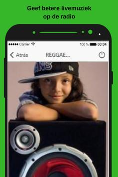 Radio 8 FM NL App Gratis Online Musiek screenshot 4