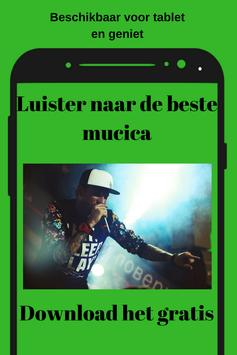 Radio 8 FM NL App Gratis Online Musiek poster