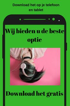 Radio 8 FM NL App Gratis Online Musiek screenshot 2