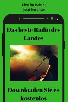 Rouge Platine Radio FM CH App Gratis Musik screenshot 1