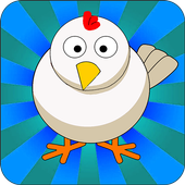 Save the chicken and chicks icon