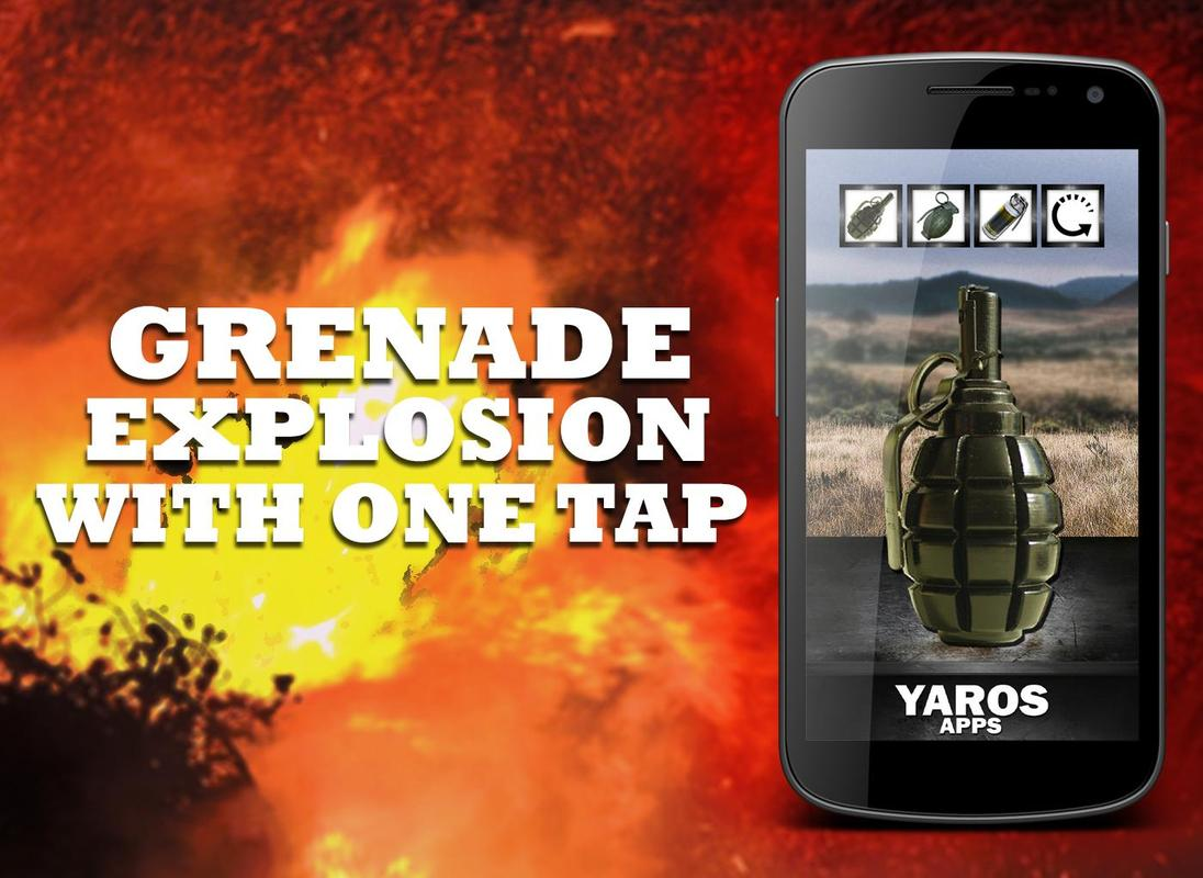Grenade Explosion Simulator for Android - APK Download