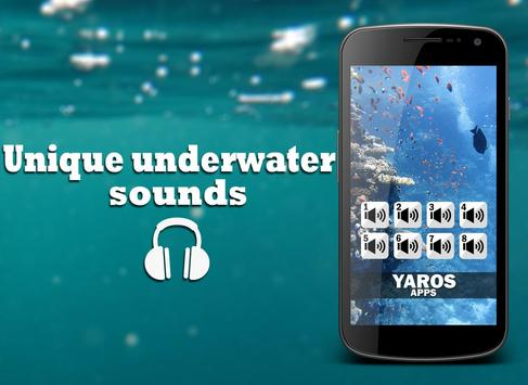 Underwater Sounds Relax poster