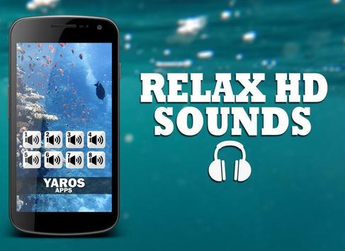 Underwater Sounds Relax apk screenshot