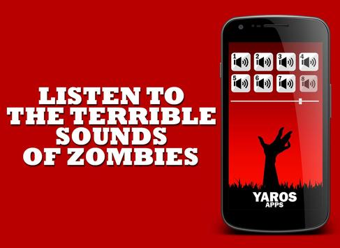 Zombie Sounds poster