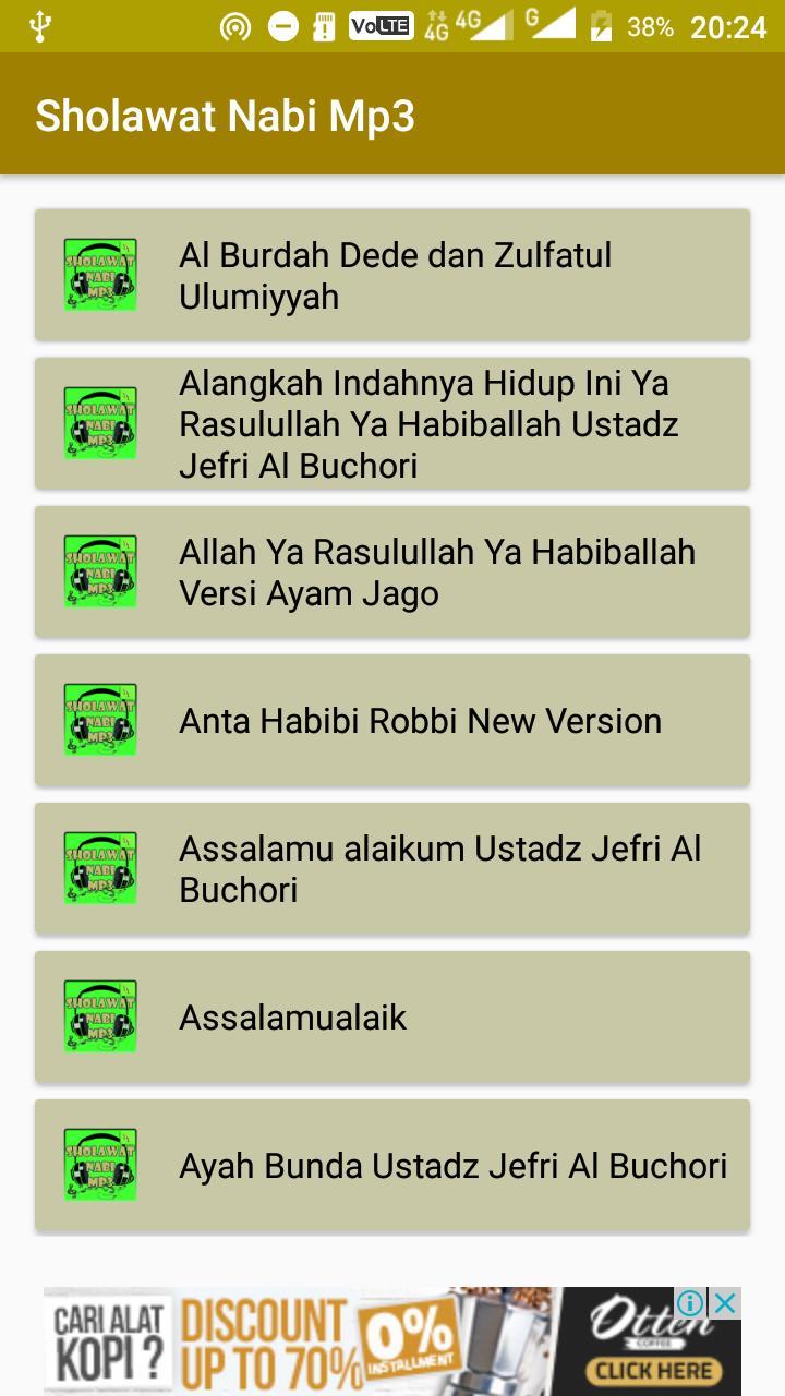 Teks Assalamualaika Ya Rasulullah Versi Habib Bahar Berbagai Teks Penting
