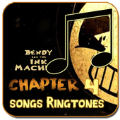 Bendy 4 Ringtones icon