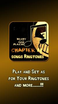 Bendy 4 Ringtones apk screenshot