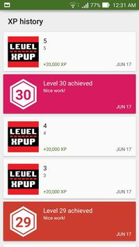 Increase Xp Word apk screenshot