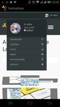 Yes Institute apk screenshot