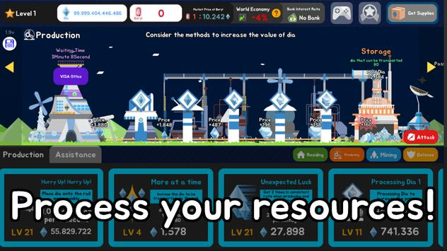 Raising Your Stars: New World apk screenshot