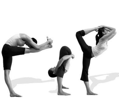 Yoga Training Position Guides apk screenshot