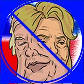 Whack'em all : President evil icon