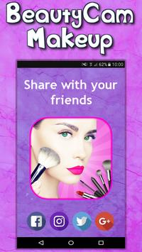 BeautyCam Makeup apk screenshot