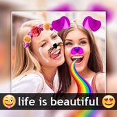 InstaSquare Snap Pic icon