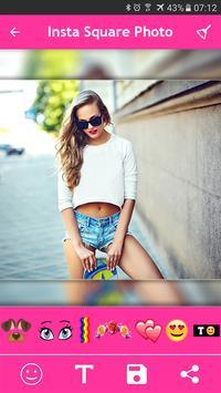 InstaSquare Snap Pic apk screenshot