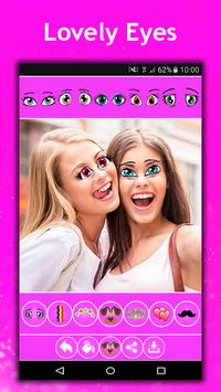 Snap Doggy Face Photo poster