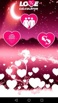 Valentine Love Calculator screenshot 1