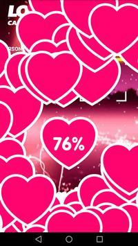 Valentine Love Calculator screenshot 3