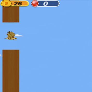 Egle Brid Flappy screenshot 2