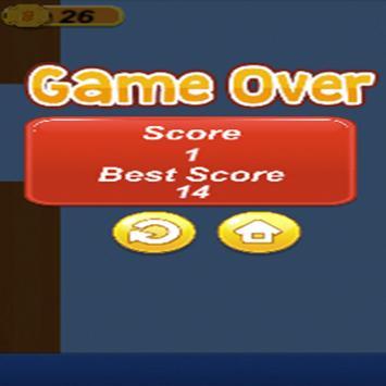 Egle Brid Flappy screenshot 3