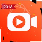 Video Maker Of Photos & Video Editor 2018 icon