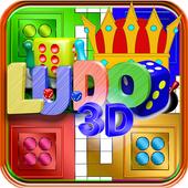 Ludo Kings 3d 2018 icon