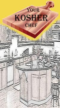Your Kosher Chef - OLD poster