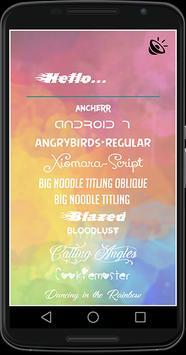 Text Art apk screenshot