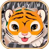 Animal Print Keyboard Themes icon