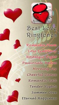 Best Love Ringtones poster