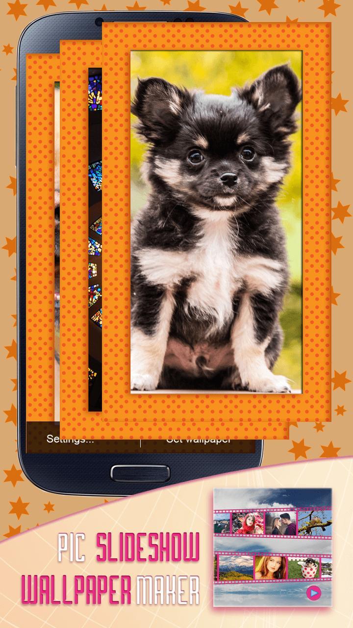 Android 用の 画像スライドショーライブ壁紙 Apk をダウンロード