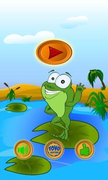 Frog Jump - Tap ! apk screenshot