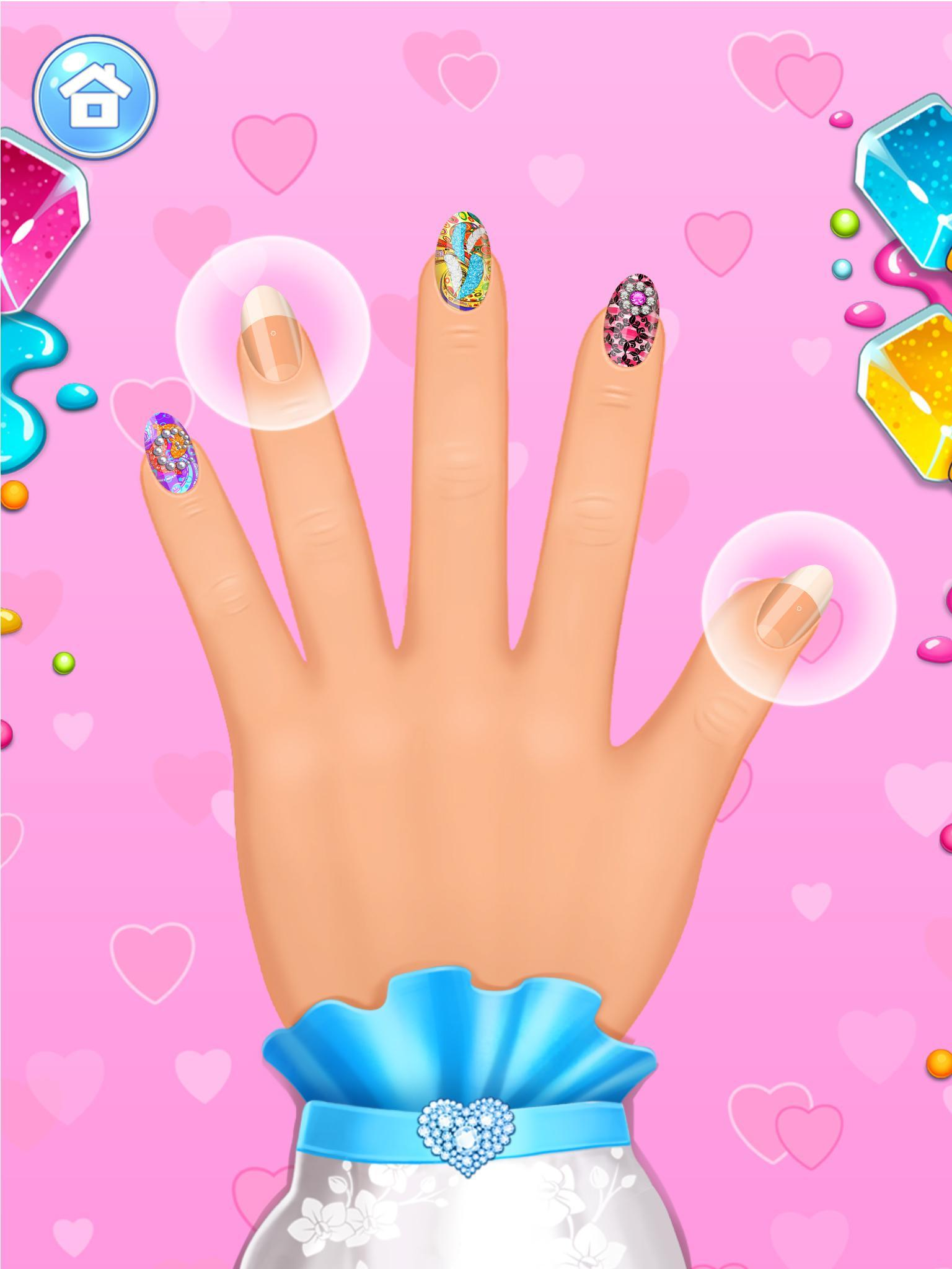 Kids nail salon for Android - APK Download